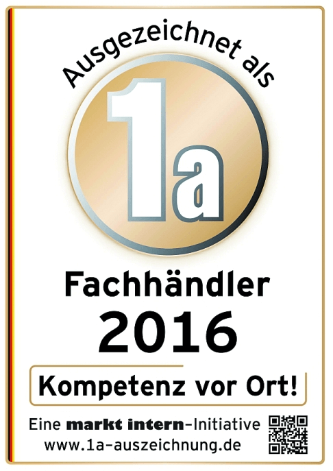 1a Fachhändler 2016