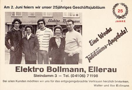 25-jähriges Jubiläum (1977)